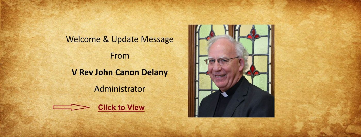 Welcome from Fr. John
